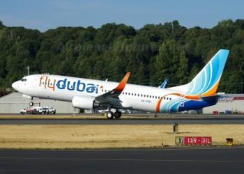 فلاي دبي تراجع أسطولها وتخفض طلبية طائرات من بوينج