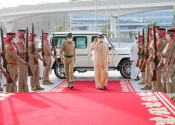 دبي.. محمد بن راشد يفتتح منظومة درون بوكس الأمنية