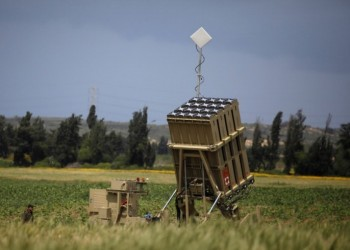 إعلام عبري: القبة الحديدية أصابت مقاتلة إسرائيلية بصاروخ خلال حرب غزة