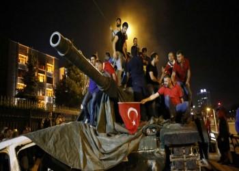 الرئاسة التركية: نأمل أن تنأى أوروبا بنفسها عن المتورطين بالانقلاب