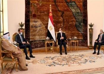 رئيس البرلمان الكويتي: عندما تتعافى مصر يتعافى العالم العربي كله