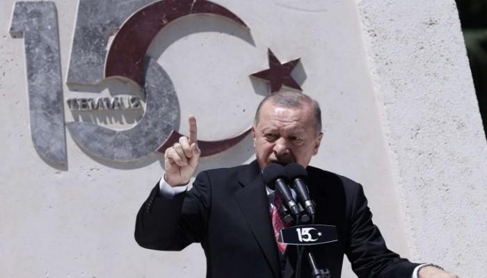أردوغان: سنواصل كفاحنا ضد تنظيم غولن ولن نعفو عن الخونة