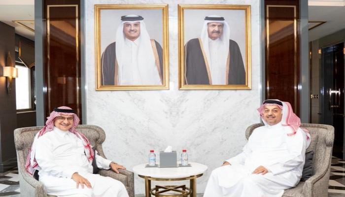 مباحثات قطرية سعودية لتعزيز العلاقات العسكرية