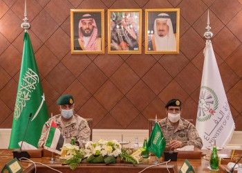 مباحثات سعودية إماراتية حول سير العمليات في اليمن