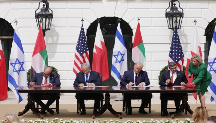 إنشاء منصة إماراتية بحرينية إسرائيلية لدعم اتفاقيات التطبيع