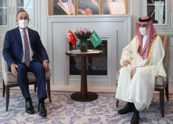 السعودية وتركيا تبحثان سبل تعزيز العلاقات الثنائية