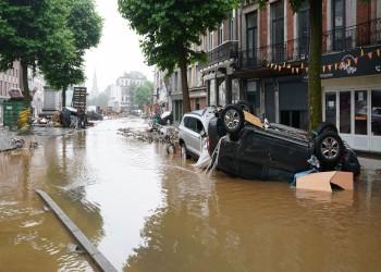 153 قتيلا في فيضانات أوروبا بينهم 133 بألمانيا
