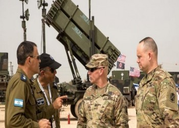 اتفاق إسرائيلي أمريكي للتعاون في مجال الدفاع الجوي