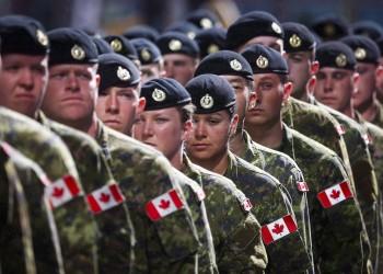 726 حادثة اعتداء جنسي في الجيش الكندي منذ 2016