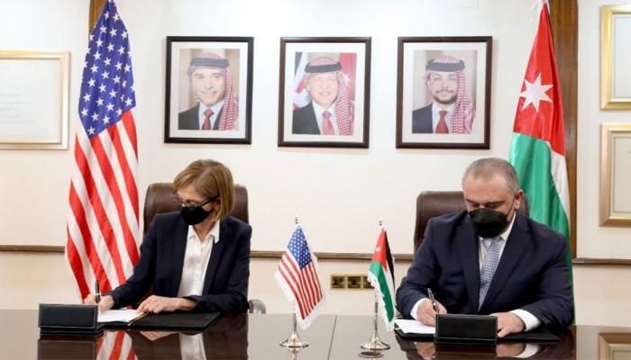 600 مليون دولار منحة نقدية من الولايات المتحدة للأردن