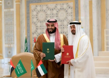 الإثنين.. بن زايد يتوجه إلى السعودية لبحث خلافات أوبك+