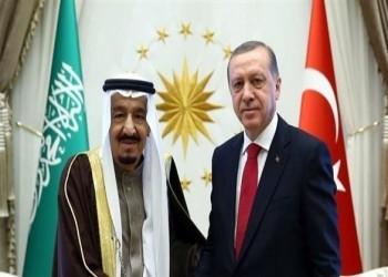 الملك سلمان يتلقى تهنئة بعيد الأضحى من أردوغان