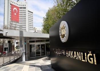 تركيا تدين ممارسات إسرائيل اللاإنسانية في المسجد الأقصى