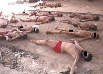 سوريا: خطاب القسم على استمرار القتل!