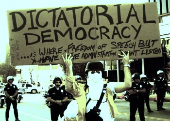 الديمقراطية المنقوصة
