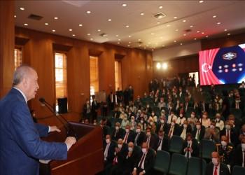 رفض أمريكي وأوروبي لتصريحات أردوغان حول مرعش القبرصية