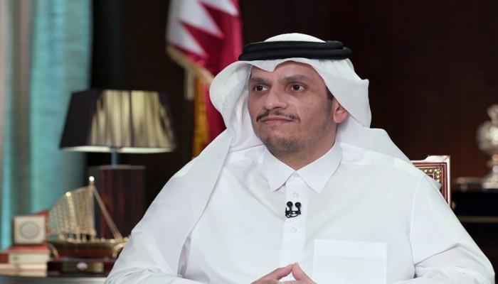 وزير خارجية قطر يبحث بالولايات المتحدة العلاقات الثنائية وقضايا المنطقة