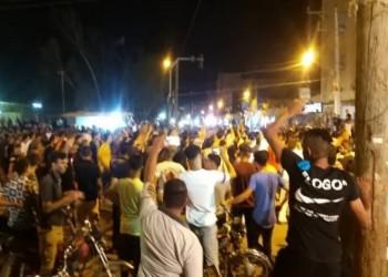 احتجاجات المياه.. مقتل ضابط في خوزستان وهتافات مناهضة للنظام في طهران