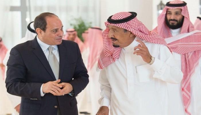القيادة السعودية تهنئ السيسي بذكرى اليوم الوطني لمصر