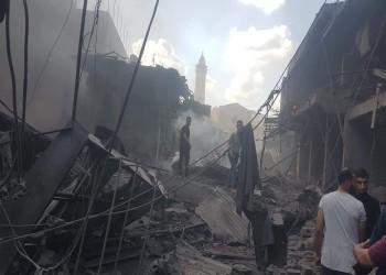 مصرع فلسطيني وإصابة 10 في انفجار شرقي غزة