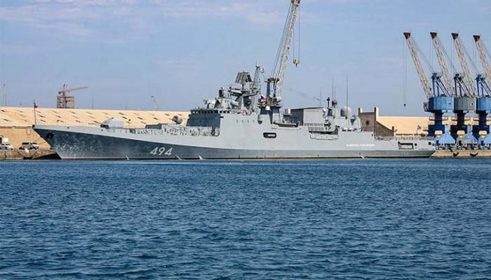تغير موازين القوى في البحر الأحمر