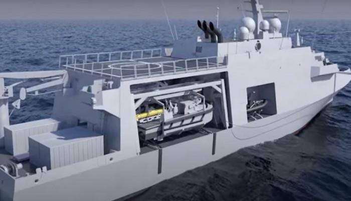لصالح هولندا وبلجيكا.. فرنسا تطور سفنا عسكرية كاسحة للألغام