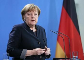 ميركل تستبعد ضم تركيا إلى الاتحاد الأوروبي
