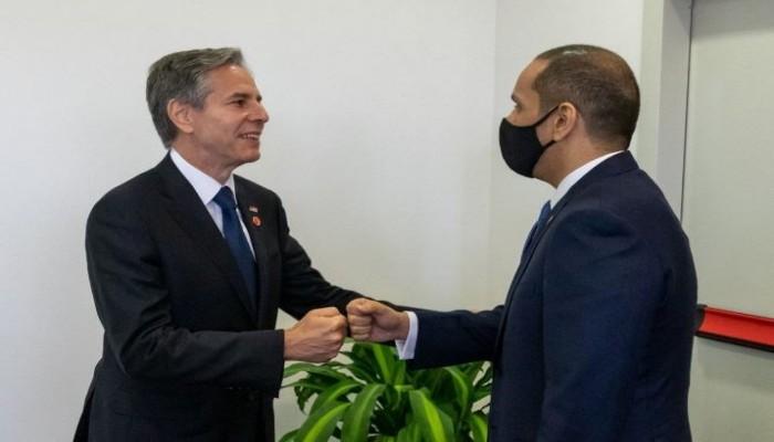 قطر: نأمل أن تساعد علاقتنا بأمريكا في الوساطة بالعديد من النزاعات