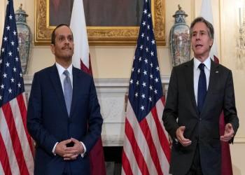 وزير الخارجية القطري يطالب بتشكيل حكومة لبنانية في أسرع وقت