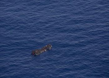 غرق مركب يقل 45 لاجئا سوريا أثناء توجهه إلى إيطاليا