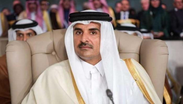 أمير قطر يهنئ السيسي هاتفيا بذكرى ثورة 23 يوليو