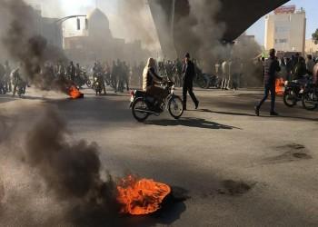 العفو الدولية: ارتفاع قتلى احتجاجات خوزستان الإيرانية إلى 8