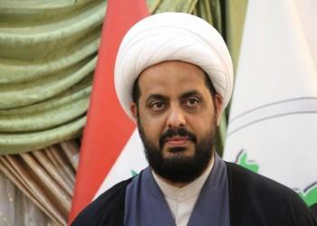 الخزعلي ينتقد إعلان العراق حاجته لاستشارة ودعم القوات الأمريكية