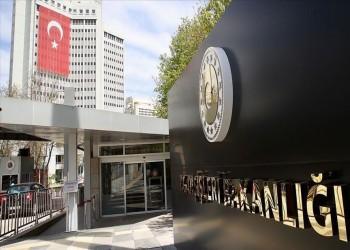 تركيا ترفض تنديد مجلس الأمن بشأن موقفها من قبرص وفاروشا