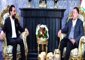 رئيس البرلمان العراقي لزعيم حزب سياسي: سأتصدى لمؤامراتك الرخيصة