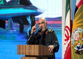 بعد نائب روحاني.. قائد الحرس الثوري في خوزستان لتهدئة احتجاجات المياه