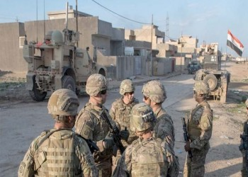 صحيفة ترجح حفاظ الولايات المتحدة على وجودها العسكري في العراق بنفس المستوى
