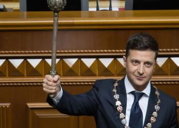 أوكرانيا توقع مرسوما لتعميق اندماجها في الناتو