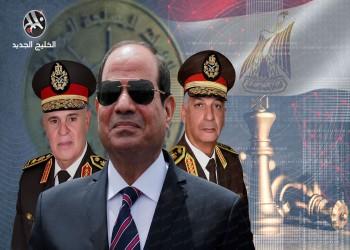 السيسي وتعديلات قوانين الجيش المصري.. قبضة حديدية جديدة