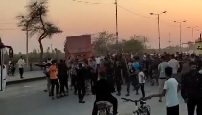 رئيس القضاء الإيراني يأمر بالإفراج عن محتجي خوزستان