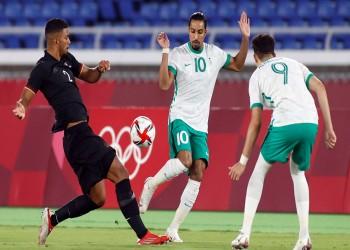 منتخب السعودية يودع أولمبياد طوكيو بخسارة أمام ألمانيا (فيديو)