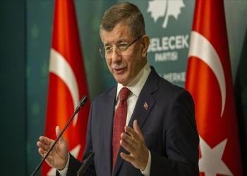 داود أوغلو يدعو الأحزاب التركية لإدانة الانقلاب في تونس