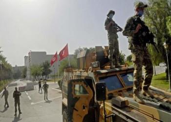 الجيش التونسي ينتشر في مقر الحكومة ويمنع دخول الموظفين.. والأمن يقتحم مقر الجزيرة