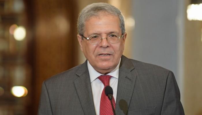 بعد الجامعة العربية.. وزير الخارجية التونسي يتصل بالكويت لدعم قرارات قيس سعيد