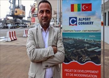 بتكلفة 500 مليون دولار.. ألبيراق التركية تتولى توسيع وتطوير ميناء عاصمة غينيا