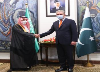 مباحثات ثنائية بين وزيري الخارجية السعودي والباكستاني