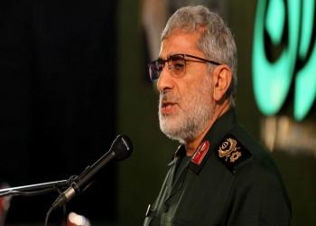 تقارير: قائد فيلق القدس بالحرس الثوري الإيراني يصل بغداد سرا