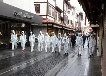 نحو 20 ألفا.. إصابات كورونا بتركيا تواصل الارتفاع
