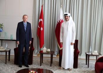 بعد انقلاب تونس.. أردوغان يهاتف أمير قطر ويناقشان ملفات إقليمية