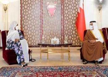 مباحثات بحرينية سودانية لتعزيز العلاقات الثنائية وسبل تطويرها